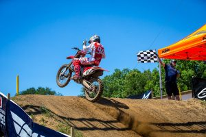 'Drastic' set-up change assists in RedBud moto victory for Roczen