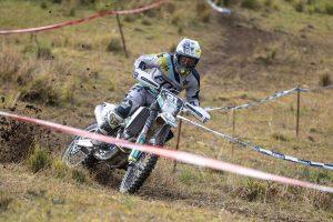 Higlett's maiden E1 victory increases belief in winning ability