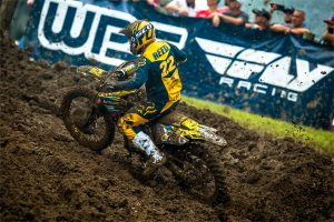 Pro Motocross return hailed a success on all levels for Reed