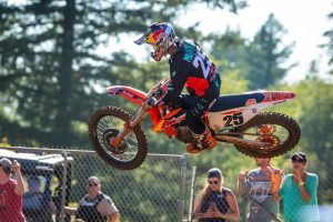 Musquin addresses non-selection for Team France's MXoN defence