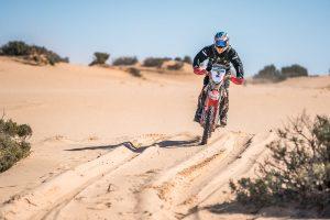 Jacob Smith wins Sunraysia Rally
