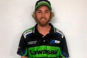 Complete Parts Kawasaki Racing enlists Owen for SX1 campaign