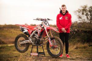Penrite Honda signs Taft for AUS Supercross SX2 title bid