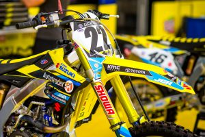 Reed confirms Monster Energy Cup entry with JGR Suzuki