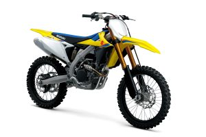 Bike: 2019 Suzuki RM-Z250
