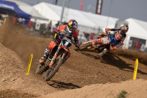 Jonass withdrawal grants Prado MX2 World Championship crown