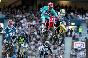 Quotebook: 2018 AUS Supercross Rd3 Geelong