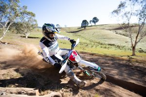 Sanders relieved to deliver E2 AORC title in return season
