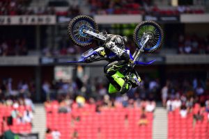 Australians score medals in home X Games Sydney event