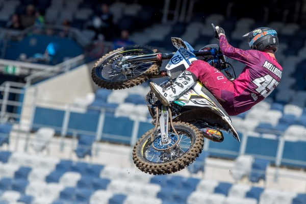 Viral: 2018 AUS Supercross Geelong recaps