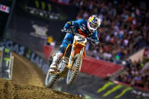 Monster Cup shakedown a mixed one for Webb in KTM debut