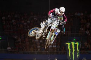 SX2 title 'wasn't to be' for challenger Mellross
