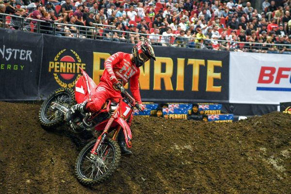 Brayton declares intentions of 2019 AUS Supercross title defence