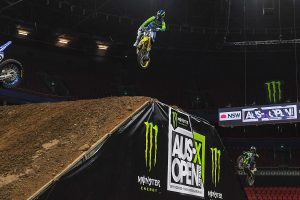 AUS-X Open's Saturday schedule to air live on Fox Sports