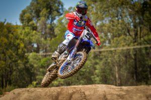 CDR Yamaha confirms Gibbs for 2019 MX Nationals season