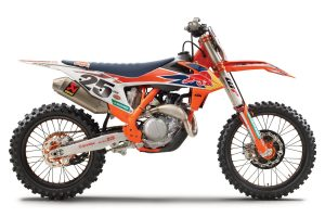 KTM 450 SX-F Factory Edition due for 2019 Australian arrival