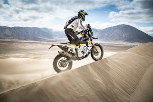 Former AMA regular Short on the cusp of maiden Dakar podium