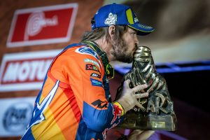 Welcome dual Dakar winner Price on return to Australia
