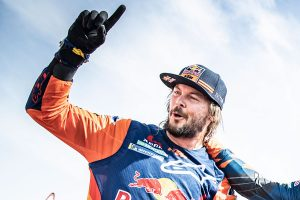 Remarkable Price clinches second-career Dakar victory