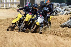 Industry: KSF Suzuki Racing's Scott Fischer