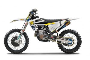 Title-proven 2019 Husqvarna FC 450 Rockstar Edition set for Australia