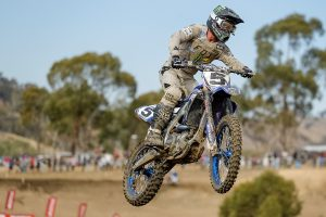 Gibbs breaks through for victory at Broadford MX Nationals