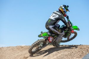 Vegas heartbreak adds to Cianciarulo's outdoor title motivation