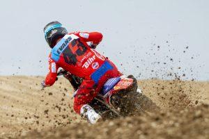 Saint Jean d'Angely 'felt like a home GP' declares Evans