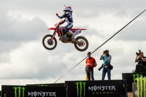 Commanding victory for Gajser at MXGP of France