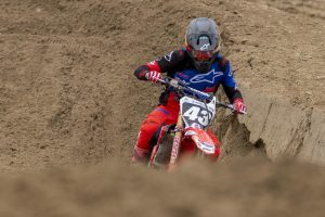 Podium return the target for Evans at MXGP of Portugal