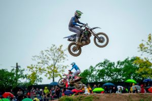 Mantova top three unexpected for Yamaha's Paulin