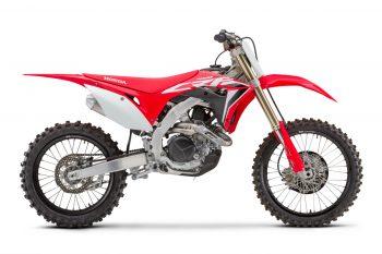 2020 honda motocross bikes