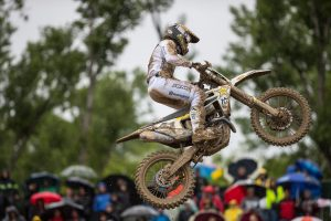 Maiden MXGP podium a 'very special moment' for Jonass