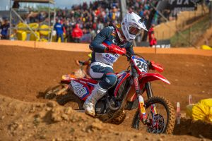 Clean-sweep for resurgent Gajser in MXGP of Portugal