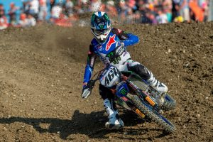 Febvre 'back to normal' ahead of Latvian MXGP