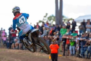 MX1 overall to Waters after Gibbs wins moto two in Queensland