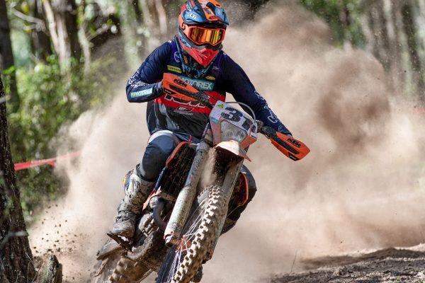 Milner switches to KTM 450 EXC-F ahead of Kyogle AORC
