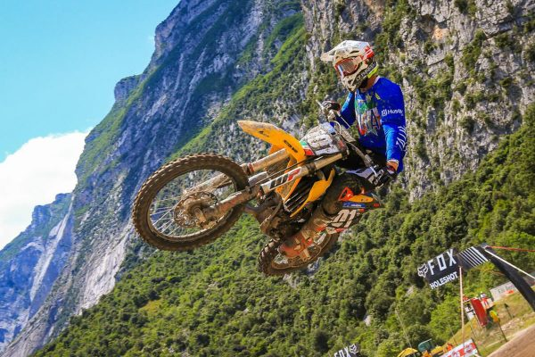 Junior motocross world champions crowned in Trentino