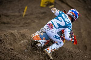 Injured Webb sidelined for remaining Pro Motocross rounds