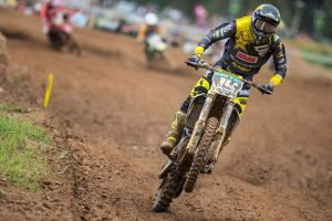 Practice crash puts Beaton out of upcoming grand prix rounds