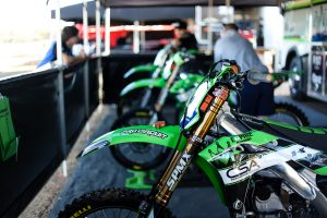 Empire Kawasaki signs American Taft for AUS Supercross