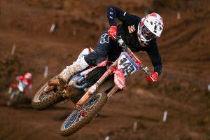 Evans stars in All-Japan Motocross debut