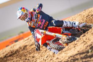 Supercross champion Webb pulls out of Monster Energy Cup
