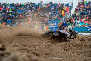 Paulin satisfied with Team France's efforts as MXoN winning streak ends