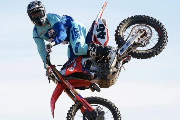 Hill signs with MotoConcepts Honda for 2020 supercross season