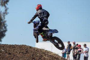 Crawford continues to impress with Dunlop Geomax