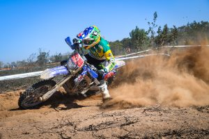 Team Australia maintains control on day two of ISDE