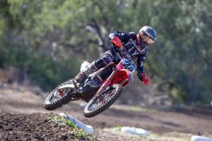 Metcalfe takes third in round eight of the MX Nationals