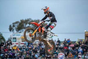 Osby shines with podium for Raceline KTM Thor at Gillman
