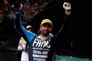 Reardon returns to CDR Yamaha Monster Energy Team